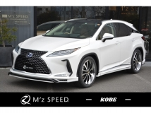 RX 450h バージョンL 4WD マクレビ リアモニ パノラマR ZEUSコンプ