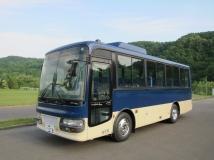 ガーラミオ 中型 バス リヤエンジン 8200cc 29人乗り