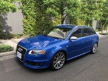 RS4アバント 4.2 4WD 4.2 6MT 正規D車
