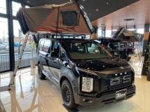 デリカD:5 2.2 G パワーパッケージ ディーゼルターボ 4WD ワーロックノマドキャンパー仕様