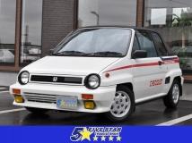 シティカブリオレ オートマチック車 初代モデル 社外CD オープンカー