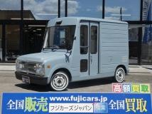 ミラウォークスルーバン 移動販売車ベース フェイスチェンジ
