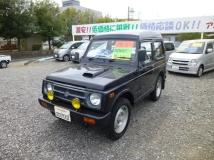 ジムニー 660 パノラミックルーフ EC 4WD 5MT