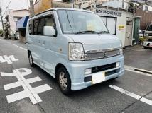 エブリイワゴン 660 PZターボ 軽ワゴン/軽貨物/ターボ/スライドドア