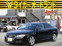 A4 2.0 TFSI クワトロ 4WD CD キーレス 18AW HID ETC ワーシート