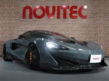 600LT NOVITEC コンプリート600LT 3.8 NOVITEC 600LT  コンプリート