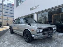 スカイラインGT-R オリジナル車両
