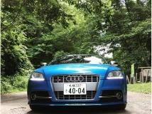TTSクーペ 2.0 4WD AudiエクスクルーシブTTS 内装Exclusive