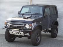 ジムニー 4WD リフトアップ・デフロック