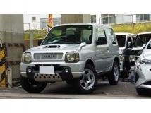 ジムニー 660 XC 4WD スズスポFRPボンネット 5速 社外アルミ