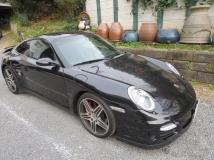 911 ターボ ティプトロニックS 4WD 車検3年9月スポクロPKG