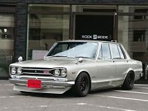 スカイライン GT ハコスカ 4Drセダン 45yモデル L28 3リッターR仕様