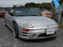 エクリプススパイダー V6 3.0 GTS 20inchアルミ 車高調