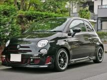 500(チンクエチェント) ツインエア スポーツプラス スポーツプラス限定車HAMANN仕様KW車高調