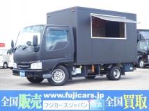 タイタンダッシュ 移動販売車 キッチンカ- ケ-タリングカ- 2層シンク フライヤ- 業務用冷蔵庫 発電機