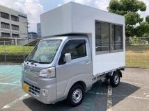 ピクシストラック 660 エクストラ 3方開 移動販売車 車中泊車載車検合格 新規架装
