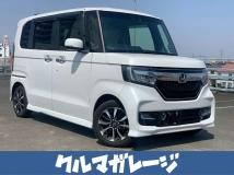 N-BOX カスタム 660 G L ホンダセンシング ETC  ドラレコ カーナビ付 禁煙車