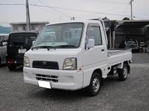 サンバートラック 660 TB 三方開 4WD