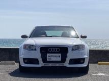 RS4 4.2 4WD ホワイトスタイルLTD RSバケットシート