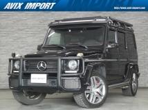 Gクラス G63 ロング 4WD デジ-ノEXC SRダイヤステッチ入黒赤革Bカメ