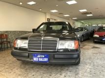ミディアムクラスクーペ 300CE-24 新車保証書整備記録簿28枚2オーナー車