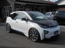 i3 レンジエクステンダー 装備車 BMW i インテリアデザインスイート