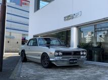 スカイラインクーペ GT-X フルレストア