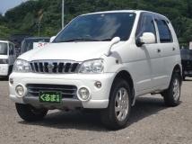 テリオスキッド 660 CLリミテッド 4WD