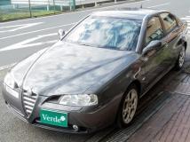 アルファ166 3.0 V6 24Vスポルトロニック エグゼクティブ