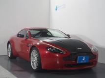 V8 ヴァンテージ スポーツシフト 正規D車 2009yモデル ポップアップナビ