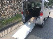 タント 660 フレンドシップ スローパー リヤシート付仕様 福祉 介護 車イス タイミングチェーン