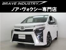 ヴォクシー 2.0 ZS 煌III 新車7人ハ-フレザ-衝突防止ブレ-キ両電スラ