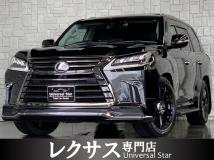 LX 570 4WD ブラックシークエンス仕様/マクレビ/後席TV