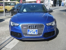 RS5 4.2 4WD ユーザー下取り車20AWマフラー