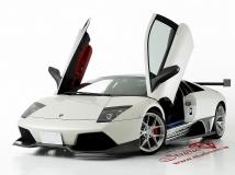 ムルシエラゴ LP640 eギア 4WD 09yモデル CARBON PKG 社外AW 禁煙車