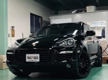 カイエン ターボ ティプトロニックS 4WD 21アルミ 大型モニターナビ 記録簿