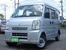 エブリイ 660 PU ハイルーフ 4WD タイミングチェーン 新品バッテリー鑑定車