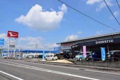 岐阜ダイハツ販売(株) U−CAR美濃加茂店の店舗画像