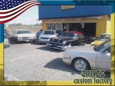 CRAZE custom factory の店舗画像