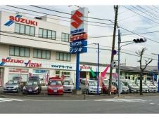 千葉スズキ販売 U's STATION 美浜の店舗画像