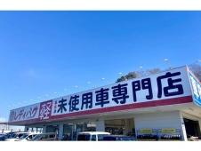 軽・届出済未使用車専門店 レディバグ 春日部バイパス店の店舗画像
