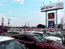 埼玉トヨタ自動車 深谷マイカーセンターの店舗画像