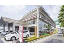 福島トヨタ自動車 郡山並木店の店舗画像