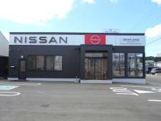 日産サティオ秋田 中古車センターの店舗画像