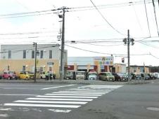 (株)軽自動車館 旭川店の店舗画像