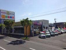 (株)軽自動車館 帯広店の店舗画像