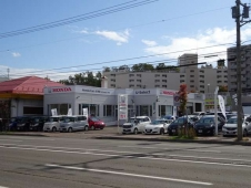 Honda Cars 北海道 U−Select平岸の店舗画像