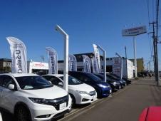 Honda Cars 北海道 U−Select白石の店舗画像