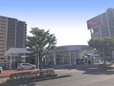 山口ダイハツ 新下関店の店舗画像