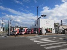 ホンダカーズ福岡 大牟田店 中古車コーナー(認定中古車取扱店)の店舗画像